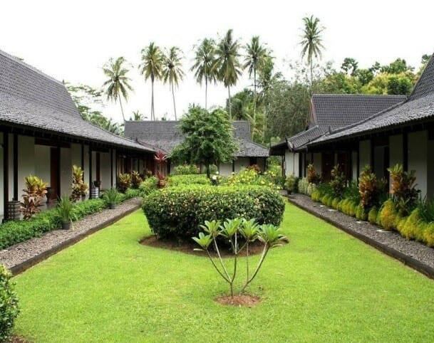 Manohara Resort Magelang Indonesia