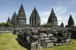 Indonesia Yogyakarta Opening Hours of Prambanan Temple Entrance Fee