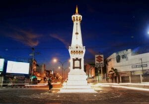 things to do in Yogyakarta & Yogyakarta places of interest Tugu Yogya