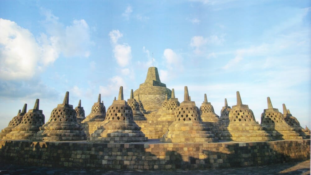 Jogja itinerary and price setumbu hill sunrise, pine forest, sand dune borobudur