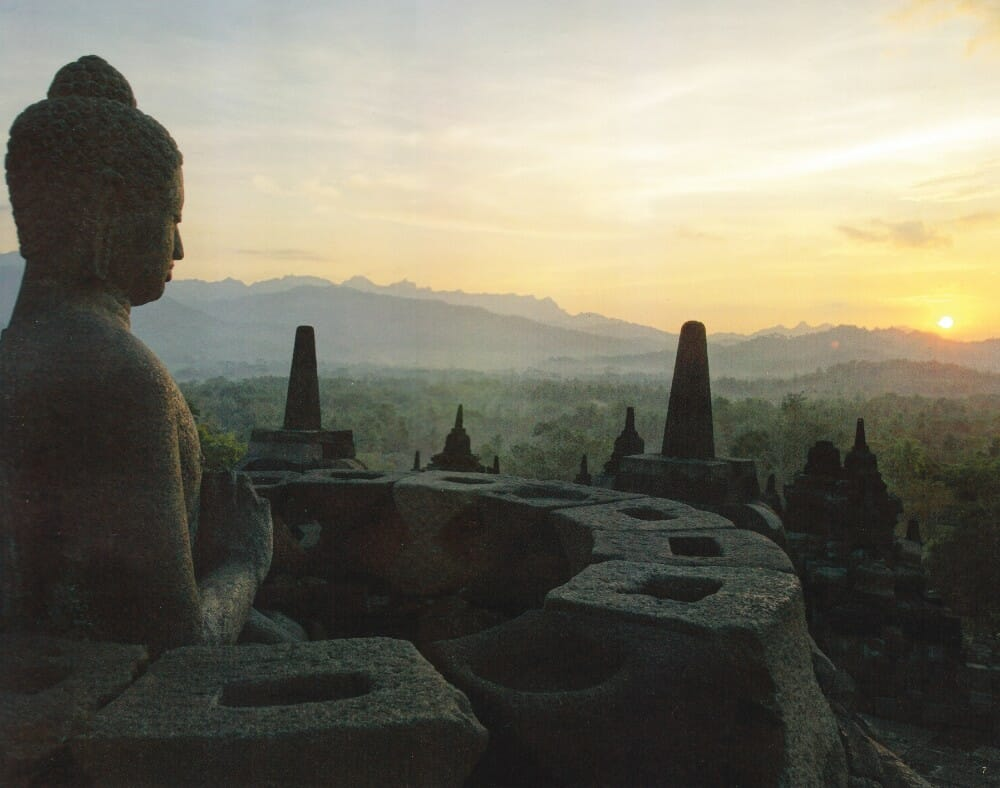 Borobudur Tour Package 4D3N Borobudur Temple Sunrise Tour and Mount Merapi for Singapore borobudur sunrise
