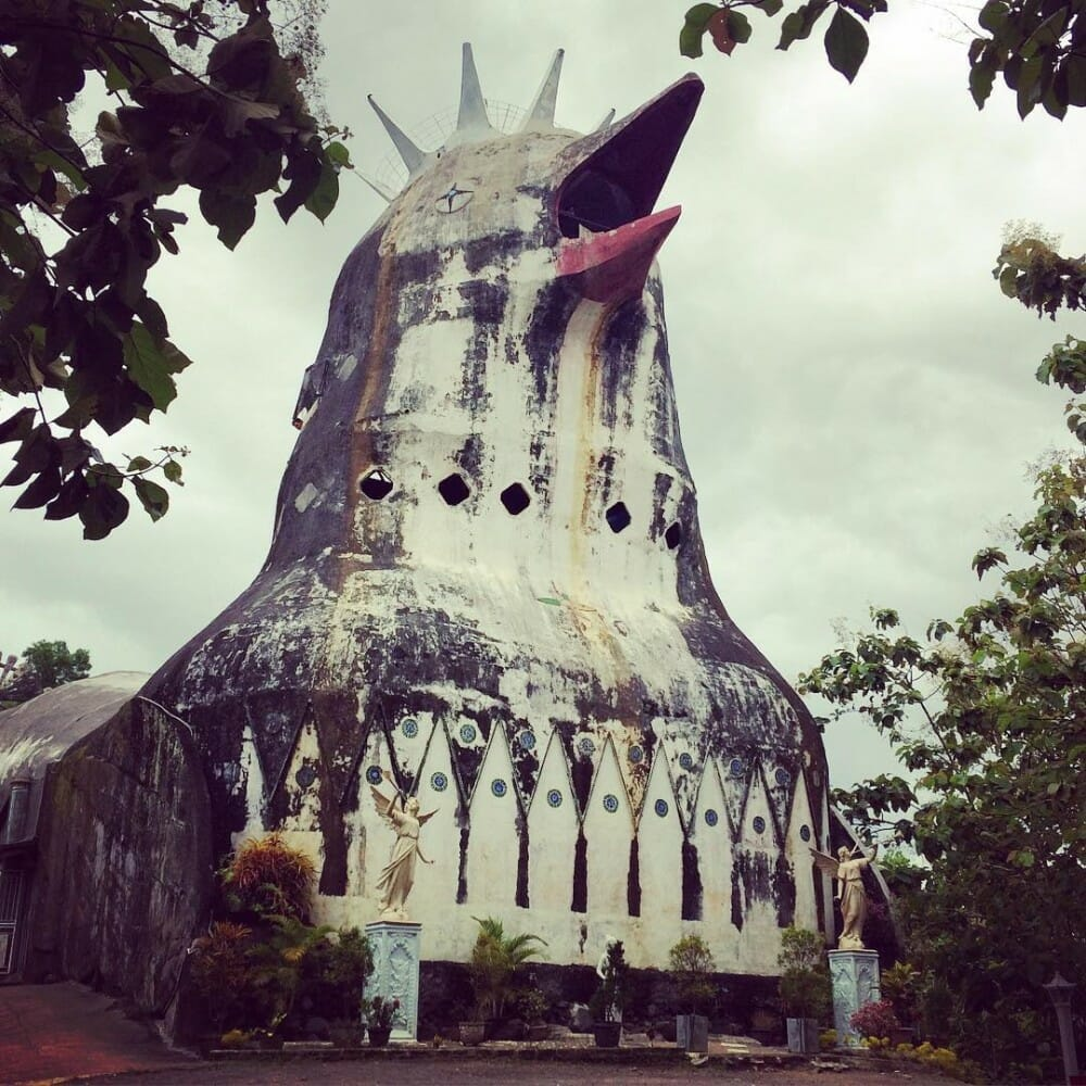 Jogja itinerary and price setumbu hill sunrise, pine forest, sand dune chicken church