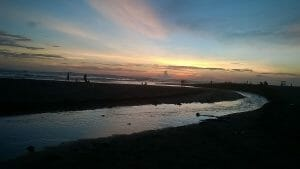 Top 11 natural attractions in Yogyakarta 5. Visit Yogyakarta's enchanting Black Beach-min2